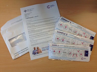 bowel cancer screening kit instructions